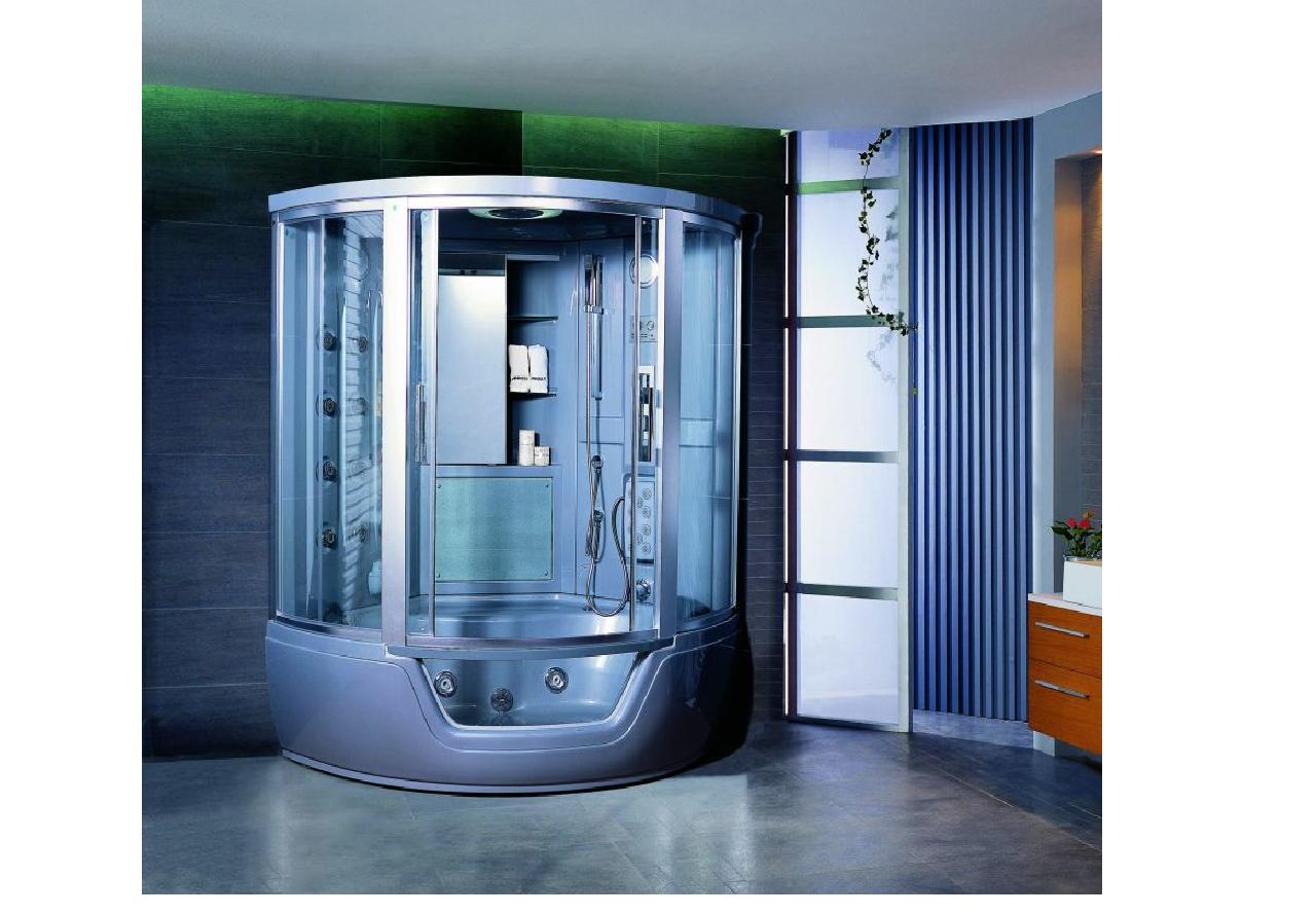 Лейка на душ с подсветкой и датчиком температуры
